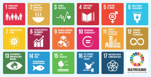 Princípios do Pacto Global da ONU.